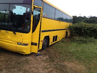 yellow bus recovery kent