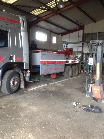 scammell deck on
